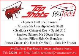 Topshots Seafood