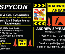 spycon civil construction