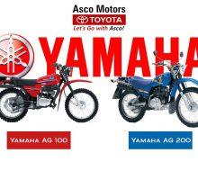 Asco Motor Yamaha Motorbike