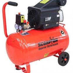 Compressor air dd 2.5HP scorpion