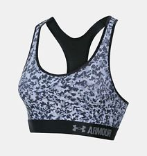 Bra Mid Printed white XS Under Armour