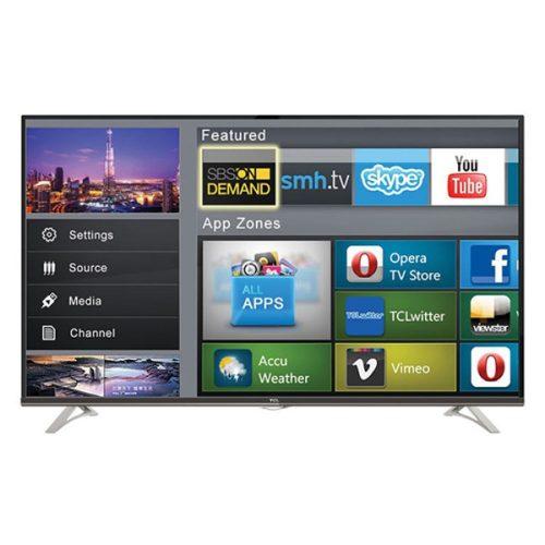 TV LED 50 4K ultra HD TV TCL
