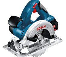 Bosch saw circular 18V 165mm GKS 18V-LI BB