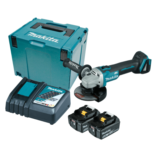 Makita angle grinder kit