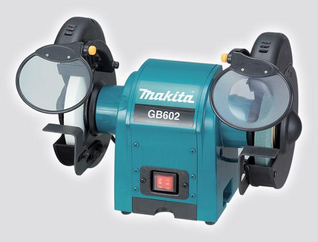 Makita bench grinder GB602