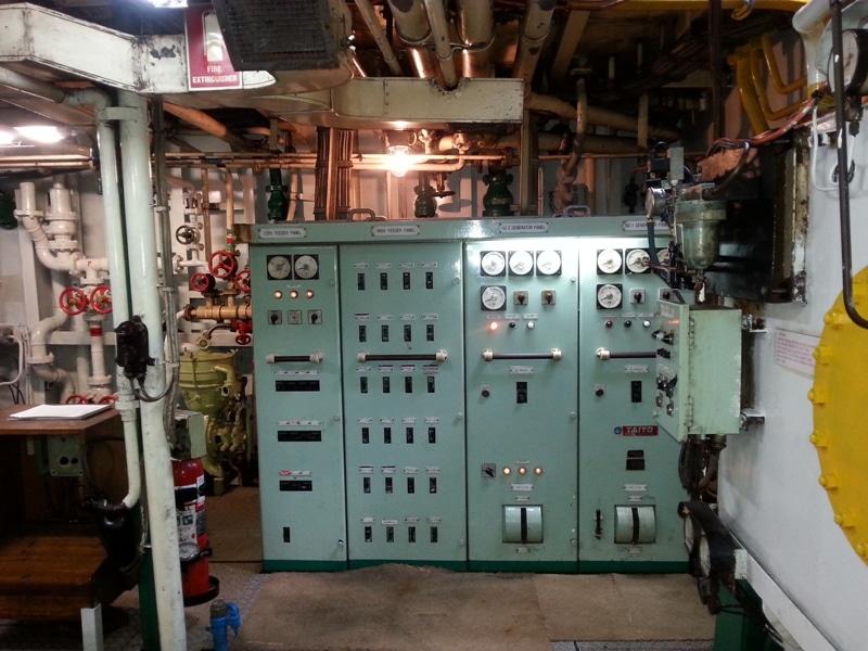 Electric Main Panel Board