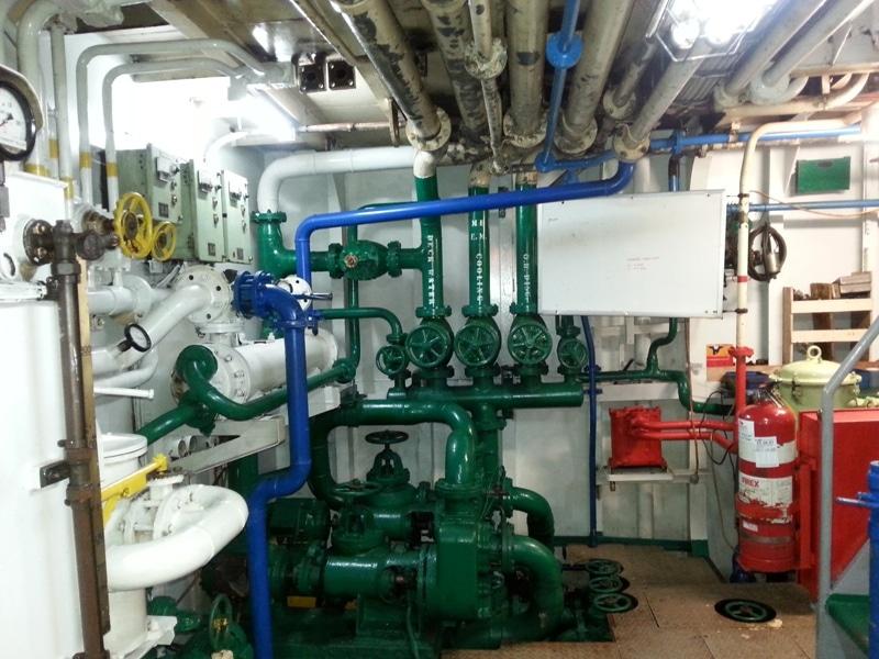 Fire  & GS Pumps